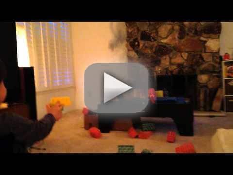 Action Move Kid: Lego Blaster!