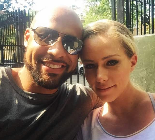 Hank and Kendra on Instagram