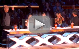 America's Got Talent Stunt Goes Horribly Wrong, Trapeze Artist Nearly Plummets to Death