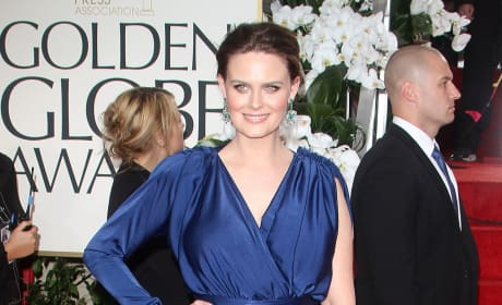 Emily Deschanel Pic