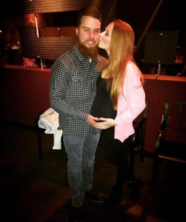 Maci Bookout Pregnancy Photo