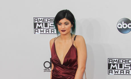 Kylie Jenner: 2014 American Music Awards