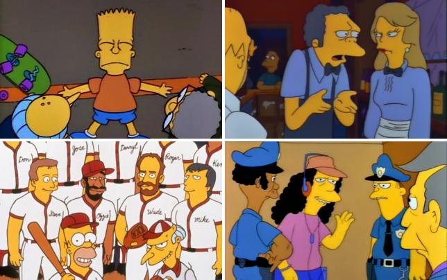 17 best simpsons episodes bart gets hit by a car season 2