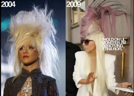 Xtina vs. Gaga