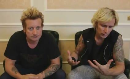 Billie Joe Armstrong Hospitalized in Italy; Green Day Still on For MTV VMAs