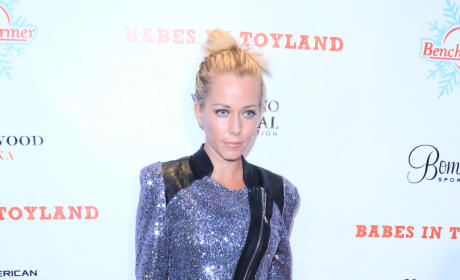 Kendra Wilkinson: Babes In Toyland and Benchwarmer Charity Toy Drive