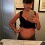 Hilaria Baldwin Post-Baby Selfie