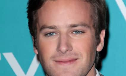 Armie Hammer Arrested For Marijuana Possession