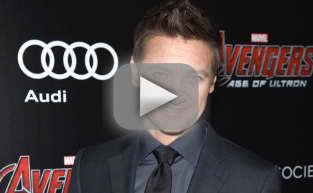Jeremy Renner Shrugs Off Gay Rumors