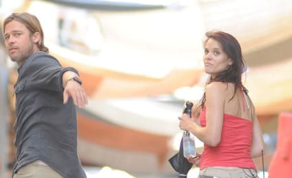 Lara Marsden: Identified as Brad Pitt Mystery Woman, Driving Angelina Jolie Nuts