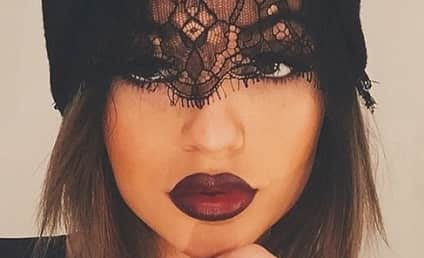 Kylie Jenner: HUGE Lips are Back on Instagram!