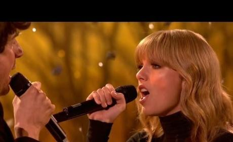 """Taylor Swift - """"The Last Time"""" (Live)"""