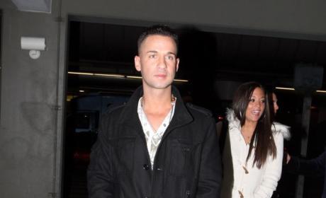 Mike and Sammi