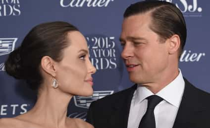 Angelina Jolie and Brad Pitt Actually Separated WHEN?!?