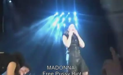 Madonna Releases Statement, Condemns Imprisonment of Pussy Riot