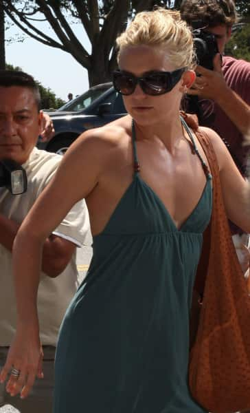 Kate Hudson Lunch Photo