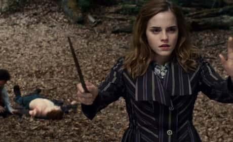 As Hermione Granger