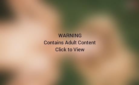 Kate Upton Topless Photo