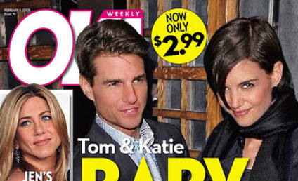 "TomKat ""Baby News"" - Couple Open to the Idea!"