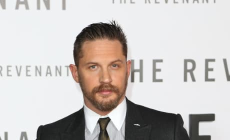 Tom Hardy: The Revenant Premiere