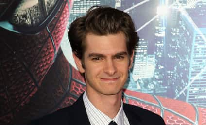Andrew Garfield Joins Martin Scorsese's Silence