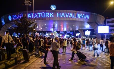 Istanbul Ataturk Airport Tuesday Post Terror Attack