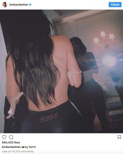 kim, no shirt