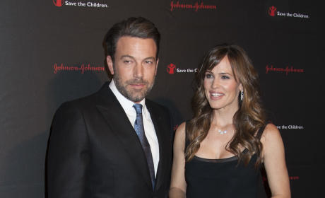 Ben Affleck, Jennifer Garner Red Carpet Pic