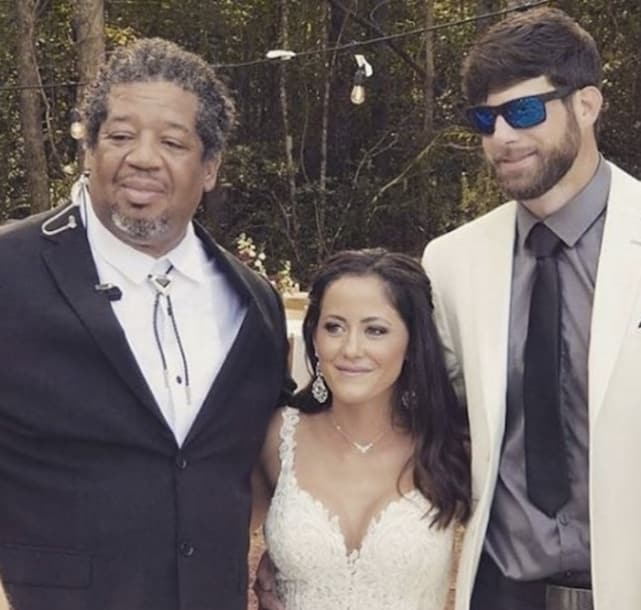Jenelle david and andre