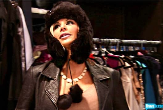 Alexis Bellino Fur Hat