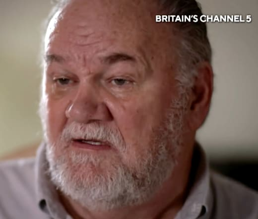 Thomas Markle Thinks His Daughter Sucks and the Royals Owe Him Money