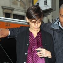 Katie Holmes Looking Really Rough