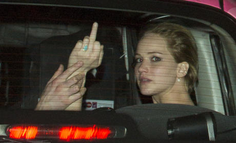 Jennifer Lawrence: Engagement Ring Photo?