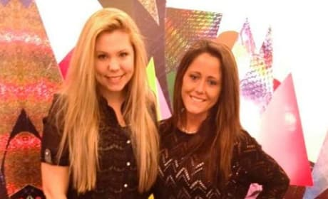 Jenelle Evans-Kailyn Lowry Feud Heats Up: You Have 10 Mug Shots and Can't Get a Job!