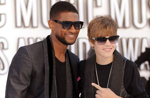 Justin Bieber and Usher Roast Chestnuts on an Open Fire: First Listen! - The Hollywood Gossip