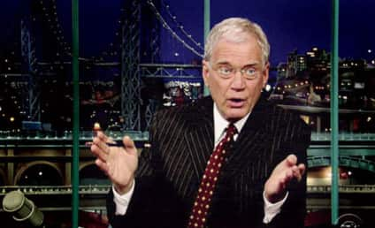 David Letterman Extortion Case Proceeding to Trial
