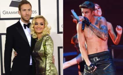 Rita Ora and Calvin Harris Break Up; Justin Bieber to Blame?!