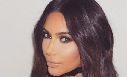 Kim Kardashian Sort of Returns to Instagram!