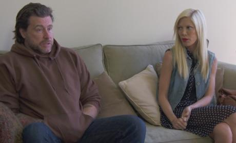 Tori Spelling and Dean McDermott in Therapy