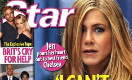 Jennifer Aniston Still Believes in Love, Offers Obvious Relationship Advice