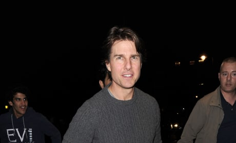 Tom Cruise in Soho