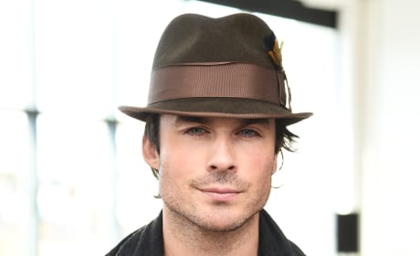 16 Reasons Ian Somerhalder Has Been Causing Cold Water Shortages