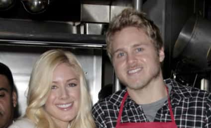 Spencer Pratt Baked Out of His Mind
