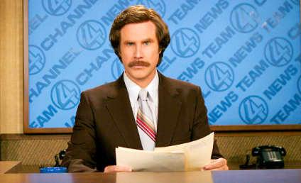 Ron Burgundy to Release Memoir