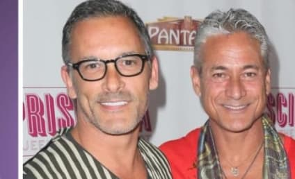Greg Louganis Marries Johnny Chaillot!
