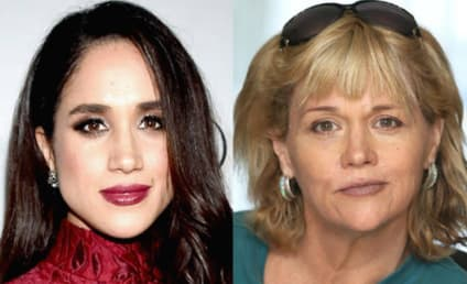 Meghan Markle: Officially Being Stalked By Her Sister!