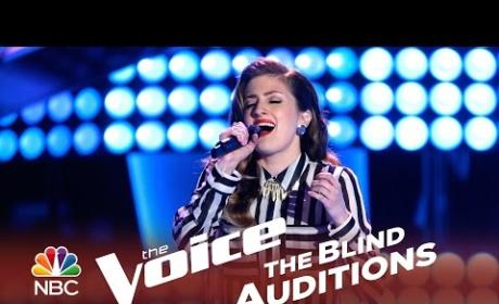 Jean Kelley - Already Gone (The Voice Audition)