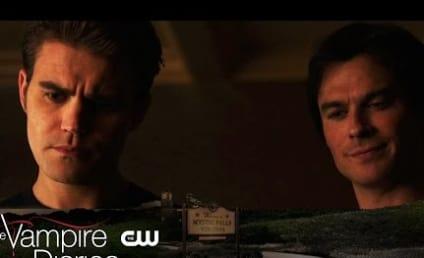 The Vampire Diaries Trailer: Best. Thanksgiving. EVER!