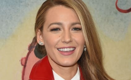 Blake Lively Has Us Wondering If Gossip Girl is Coming Back