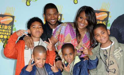 Kile Glover, 11-Year Old Stepson of Usher, Dies of Brain Injuries